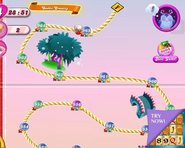 Cookie Crossing Map Mobile