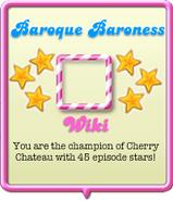 Baroque Baroness