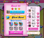 Level 65 is graded as a hard level