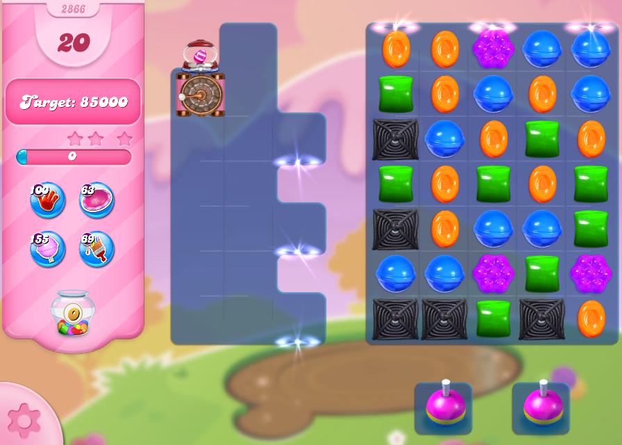 Level 2866/Versions