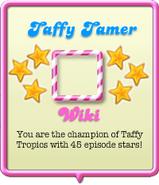 Taffy Tamer