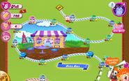 Bonbon Bistro Reality Map Mobile
