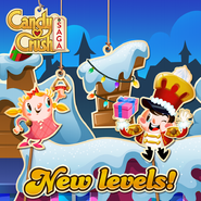 New levels released 148