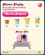 Master Trophy HTML5 info