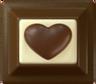 Three-layered Dark Chocolate