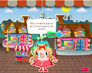 Candy Town after story 1