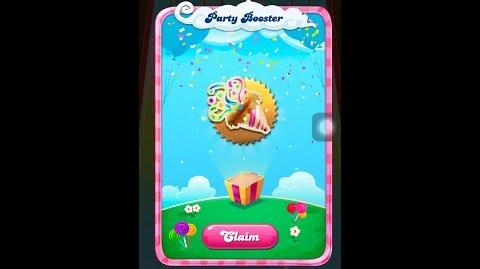 Party Popper Booster