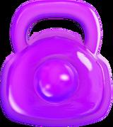 Purplecandy weightlifting crushercup