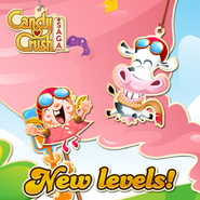 New levels released 156