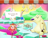 Why so down, Mr polar bear