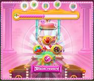 Claiming rewars in Sugar Drop feature (Facebook new)