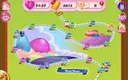 Candy Canyon Map Mobile