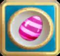 Four-charged Horizontal Striped Candy Bonbon Blitz