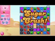 Candy Crush Saga - Level 4912 - No boosters ☆☆☆