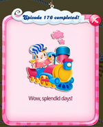 Episode 176 completed! (Mobile)