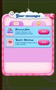 Cupid's Challenge Message