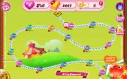 Fruity Fairground Map Mobile