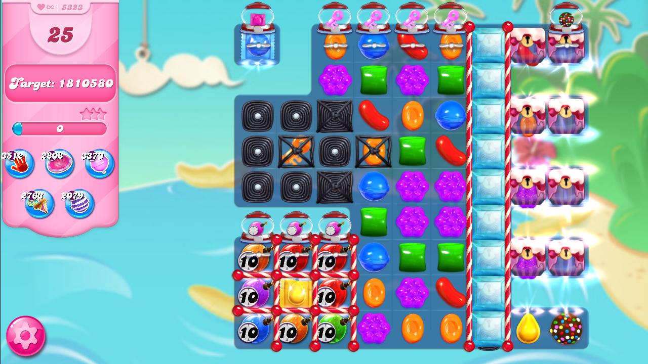 Level 5323/Versions
