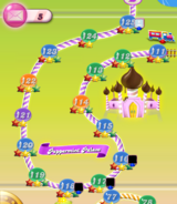 Peppermint Palace Map Mobile