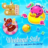 Weekend Sale 150803
