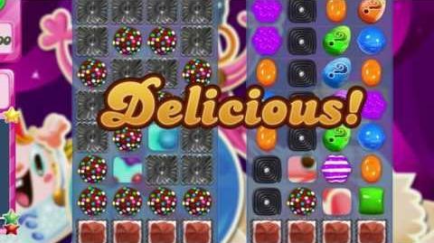Candy Crush Saga Level 2000!
