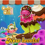 New levels released 174