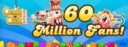 60 million likes