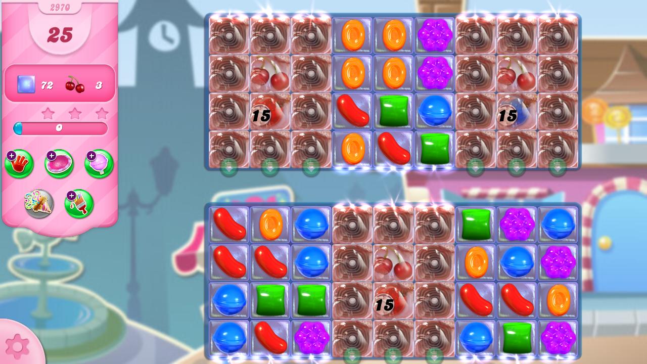 Level 2970/Versions