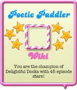 Poetic Paddler