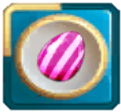 One-charged Vertical Striped Candy Bonbon Blitz