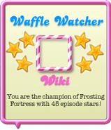 Waffle Watcher