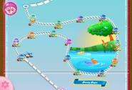 Bouncy Bayou Map Mobile