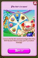 The fair's in town!