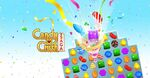 Candy Crush Saga FacebookGameroom background