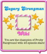Sugary Strongman