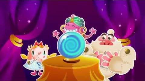 Candy Crush Saga - Level 2000 - Coming soon!