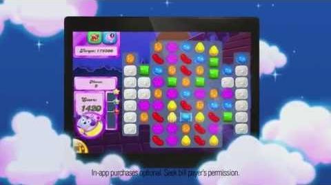 Candy Crush Saga - TV Commercial - Dreamworld