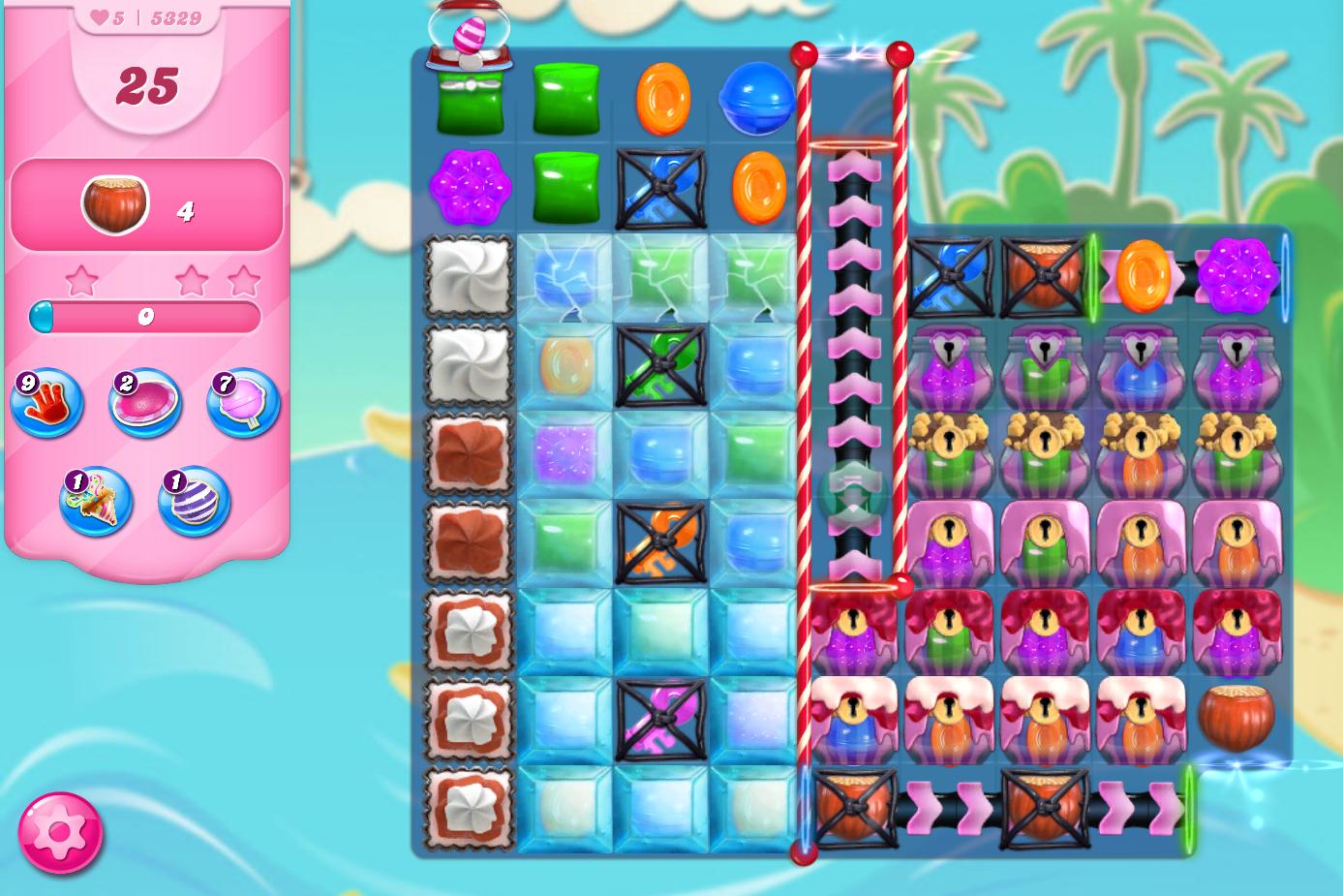 Level 5329/Versions