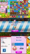 Jelly game over candy bomb