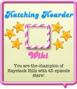 Hatching Hoarder
