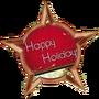Happy Holiday! (rare)
