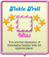 Tickle Troll