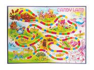 Candyland Game Board