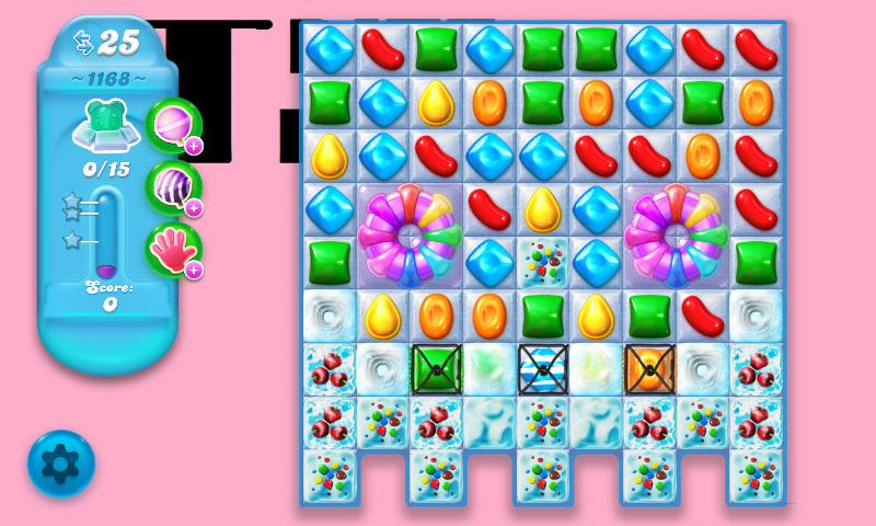 Level 1168/Versions