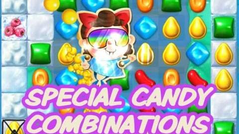 Every Special Candy Combination in Candy Crush Soda Saga
