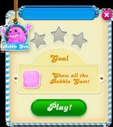 Bubble gum Goal