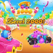 Level 2000 event