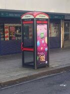 Candy pucblic telephone 2