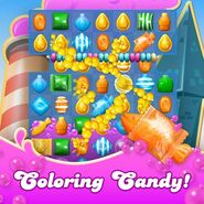 Coloring Candy