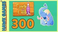 Candy Crush Soda Saga Level 300 (Frosting mode) - 3 Stars Walkthrough, No Boosters